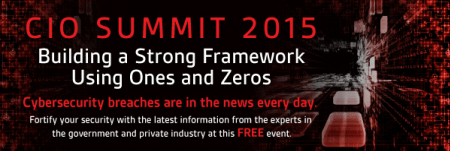 CIO Summit 2015