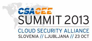 CSA CEE Summit 2013 Logo