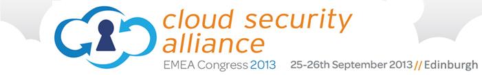 CSA Congress EMEA 2013