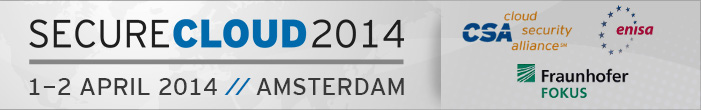 SecureCloud 2014