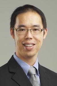 Dr. Steven Wong Headshot