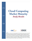 CSA/ISACA Cloud Market Maturity Study Results