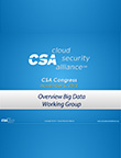 CSA Congress 2012 Big Data Overview
