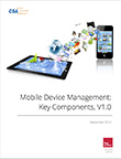 Mobile Device Management: Key Components