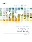 SecaaS Category 4 // Email Security Implementation Guidance