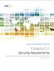 SecaaS Category 5 // Security Assessments Implementation Guidance