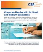 SMB Membership Brochure APAC