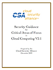 Security Guidance for Critical Areas of Focus in Cloud Computing V2.0