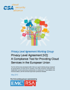 Privacy Level Agreement – Version 2