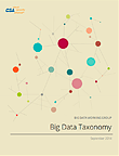 Big Data Taxonomy