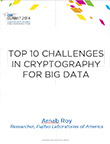 Top Ten Challenges in Cryptography for Big Data