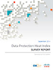 Data Protection Heat Index Survey Report