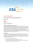 International Standardization Council Charter