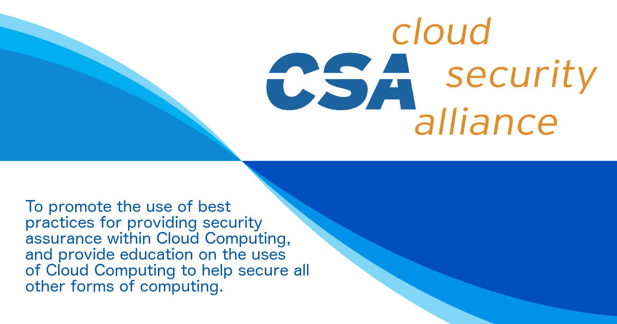 CSA Security, Trust & Assurance Registry (STAR) - Cloud Security ...